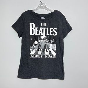 The Beatles Abbey Road Graphic Tee Sz M